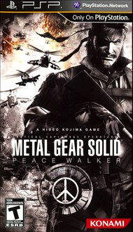 Rent Metal Gear Solid: Peace Walker for PSP Games