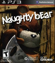 Rent Naughty Bear for PS3