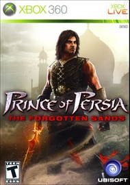 Rent Prince of Persia: The Forgotten Sands for Xbox 360