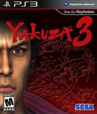 Rent Yakuza 3 for PS3