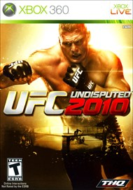 Rent UFC Undisputed 2010 for Xbox 360