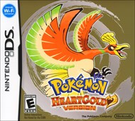 Rent Pokemon HeartGold for DS