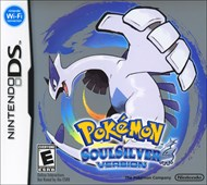 Rent Pokemon SoulSilver for DS