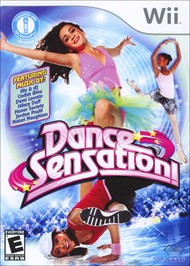 Rent Dance Sensation! for Wii