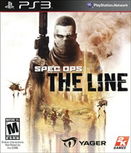 Rent Spec Ops: The Line for PS3