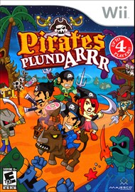 Rent Pirates Plund-Arrr for Wii
