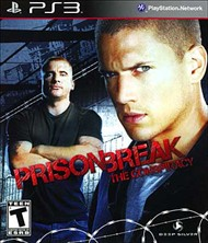 Rent Prison Break for PS3