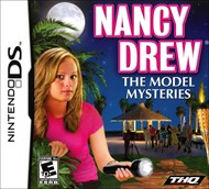 Rent Nancy Drew: The Model Mysteries for DS