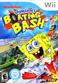 Rent Spongebob Boating Bash for Wii