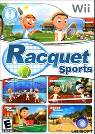 Rent Racquet Sports for Wii