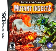Rent Battle of Giants: Mutant Insects for DS