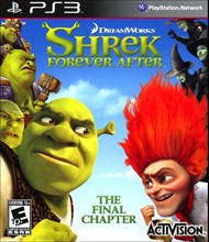 Rent Shrek: Forever After for PS3