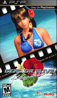 Rent Dead or Alive Paradise for PSP Games