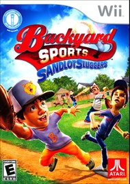 Rent Backyard Sports Sandlot Sluggers for Wii