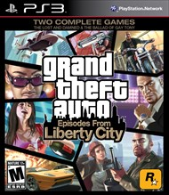 Rent Grand Theft Auto: Episodes from Liberty City for PS3