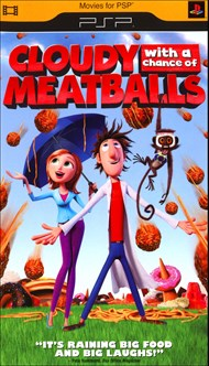 Rent Cloudy with a Chance of Meatballs for PSP Movies