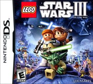 Rent LEGO Star Wars III: The Clone Wars for DS