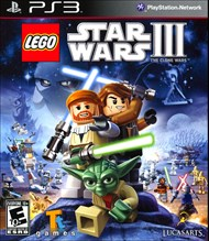 Rent LEGO Star Wars III: The Clone Wars for PS3