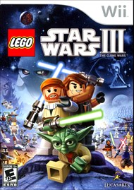 Rent LEGO Star Wars III: The Clone Wars for Wii