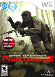 Rent Greg Hastings Paintball 2 for Wii