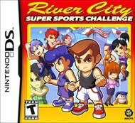 Rent River City Super Sports Challenge for DS