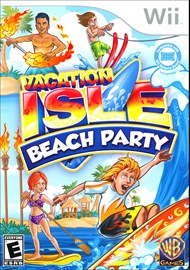 Rent Vacation Isle: Beach Party for Wii