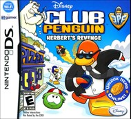 Buy Club Penguin: Herbert's Revenge for DS