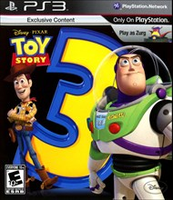 Rent Toy Story 3 for PS3