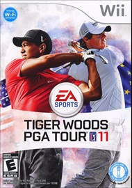 Rent Tiger Woods PGA Tour 11 for Wii