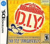 Rent WarioWare D.I.Y. for DS