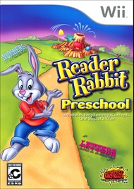 Rent Reader Rabbit Preschool for Wii