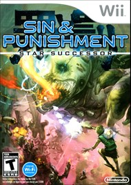 Rent Sin & Punishment: Star Successor for Wii