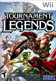 Rent Tournament of Legends for Wii