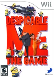 Rent Despicable Me for Wii