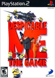 Rent Despicable Me for PS2