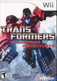 Rent Transformers: War for Cybertron for Wii