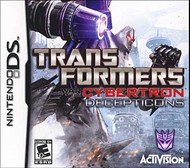 Rent Transformers: War for Cybertron - Decepticons for DS