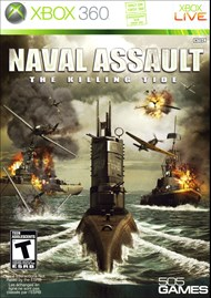 Rent Naval Assault: The Killing Tide for Xbox 360
