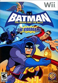 Rent Batman: The Brave and the Bold for Wii