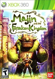 Rent Majin and the Forsaken Kingdom for Xbox 360