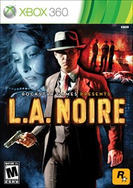 Rent L.A. Noire for Xbox 360