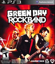 Rent Green Day: Rock Band for PS3
