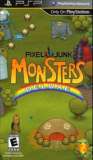 Rent PixelJunk Monsters Deluxe for PSP Games