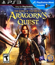 Rent Lord of the Rings: Aragorn's Quest for PS3