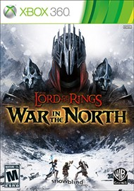 Rent Lord of the Rings: War in the North for Xbox 360