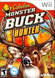 Rent Cabela's Monster Buck Hunter for Wii