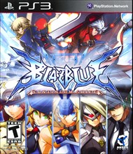 Rent BlazBlue: Continuum Shift for PS3