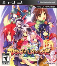 Rent Trinity Universe for PS3