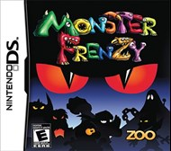 Rent Monster Frenzy for DS