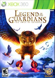 Rent Legend of the Guardians: The Owls of Ga'Hoole for Xbox 360